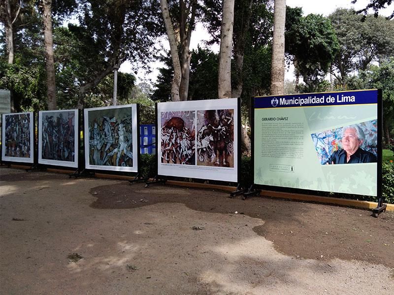 Parque Zonal Huascar